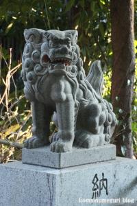 八重垣神社(小金井市中町)14