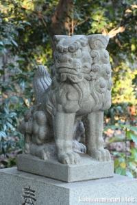 八重垣神社(小金井市中町)15