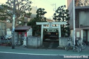 大嶽神社(小金井市緑町)1