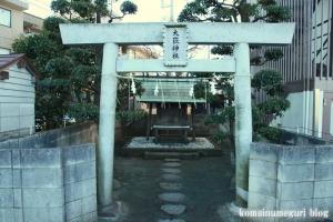 大嶽神社(小金井市緑町)2
