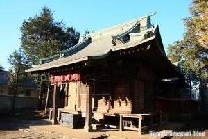 市杵島神社(小金井市梶野町)12