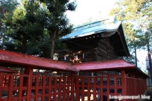 市杵島神社(小金井市梶野町)13