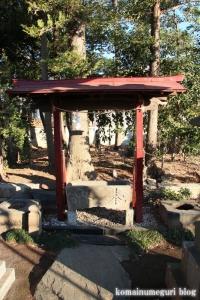 市杵島神社(小金井市梶野町)5