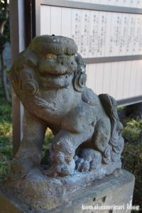 市杵島神社(小金井市梶野町)15