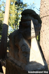 市杵島神社(小金井市梶野町)19