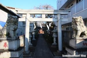 北関野八幡神社(小金井市関野町)5