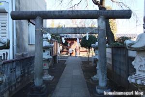 北関野八幡神社(小金井市関野町)6