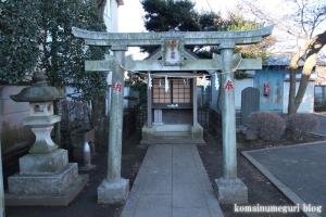 北関野八幡神社(小金井市関野町)8