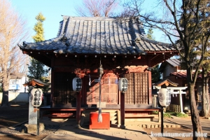 北関野八幡神社(小金井市関野町)12