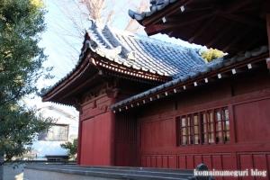 北関野八幡神社(小金井市関野町)14