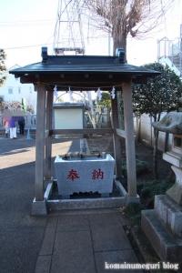 北関野八幡神社(小金井市関野町)7