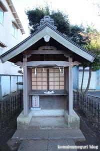 北関野八幡神社(小金井市関野町)10