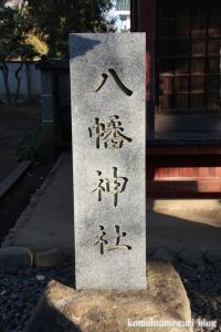 北関野八幡神社(小金井市関野町)15
