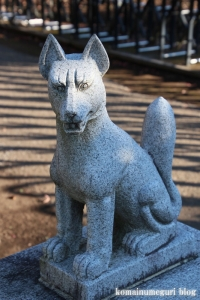是政稲荷神社(小金井市桜町)3