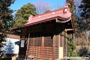 是政稲荷神社(小金井市桜町)7