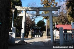 山王稲穂神社(小金井市本町)3
