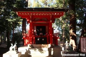 山王稲穂神社(小金井市本町)12