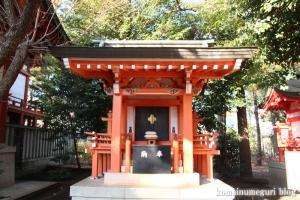山王稲穂神社(小金井市本町)15