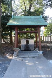 山王稲穂神社(小金井市本町)6