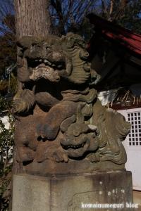 山王稲穂神社(小金井市本町)18