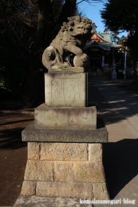 山王稲穂神社(小金井市本町)21