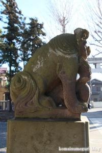 山王稲穂神社(小金井市本町)19