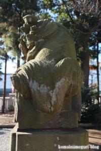 山王稲穂神社(小金井市本町)20