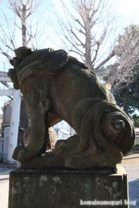 山王稲穂神社(小金井市本町)23