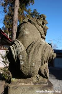 山王稲穂神社(小金井市本町)24