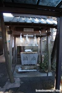 上宮大澤神社(小金井市貫井南町)6