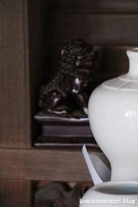 上宮大澤神社(小金井市貫井南町)10