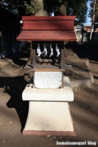 本多八幡神社(国分寺市本多)11