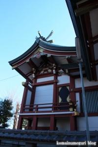 本多八幡神社(国分寺市本多)13