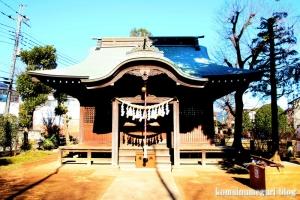 内藤神社(国分寺市日吉町)6