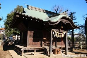 内藤神社(国分寺市日吉町)7