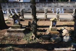 内藤神社(国分寺市日吉町)10