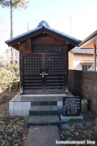 内藤神社(国分寺市日吉町)12