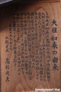 内藤神社(国分寺市日吉町)13