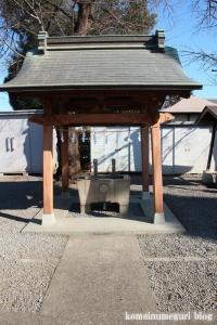戸倉神社(国分寺市戸倉)5