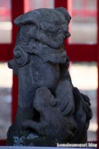 戸倉神社(国分寺市戸倉)12