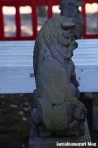 戸倉神社(国分寺市戸倉)13