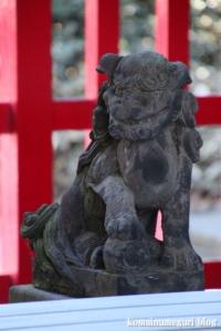 戸倉神社(国分寺市戸倉)14