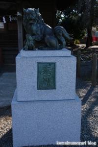 戸倉神社(国分寺市戸倉)16