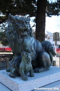 戸倉神社(国分寺市戸倉)17