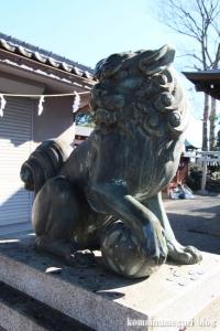 戸倉神社(国分寺市戸倉)21