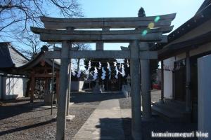 戸倉神社(国分寺市戸倉)4
