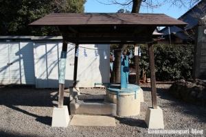 戸倉神社(国分寺市戸倉)6