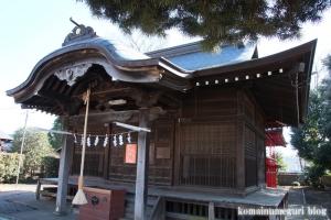 戸倉神社(国分寺市戸倉)8