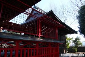 戸倉神社(国分寺市戸倉)9