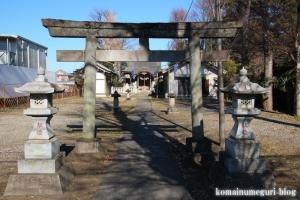 愛宕神社(国分寺市北町)2